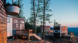 The Incredible Cliffside Tiny House In Georgia That Will Make Your Stomach Drop