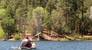You'll Find Your Very Own Paradise At This Arizona Lake