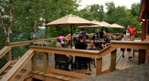 This Cliffside Restaurant In West Virginia Has The Most Incredible Views