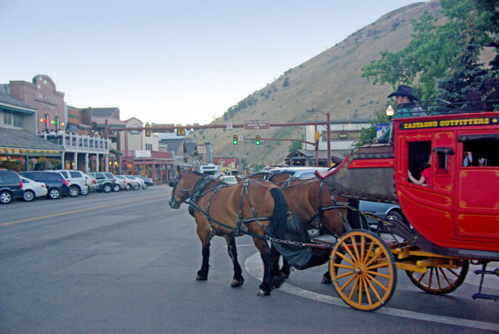 Take one of the best road trips in america right here in for Towns near jackson hole wyoming