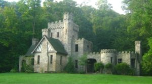 The Awesome Hike In Ohio That Will Take You Straight To An Abandoned Castle