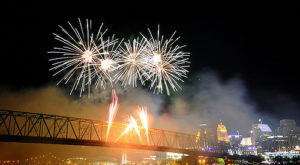 If You Live In Cincinnati, You Won't Want To Miss The Best Fireworks Show Of The Year