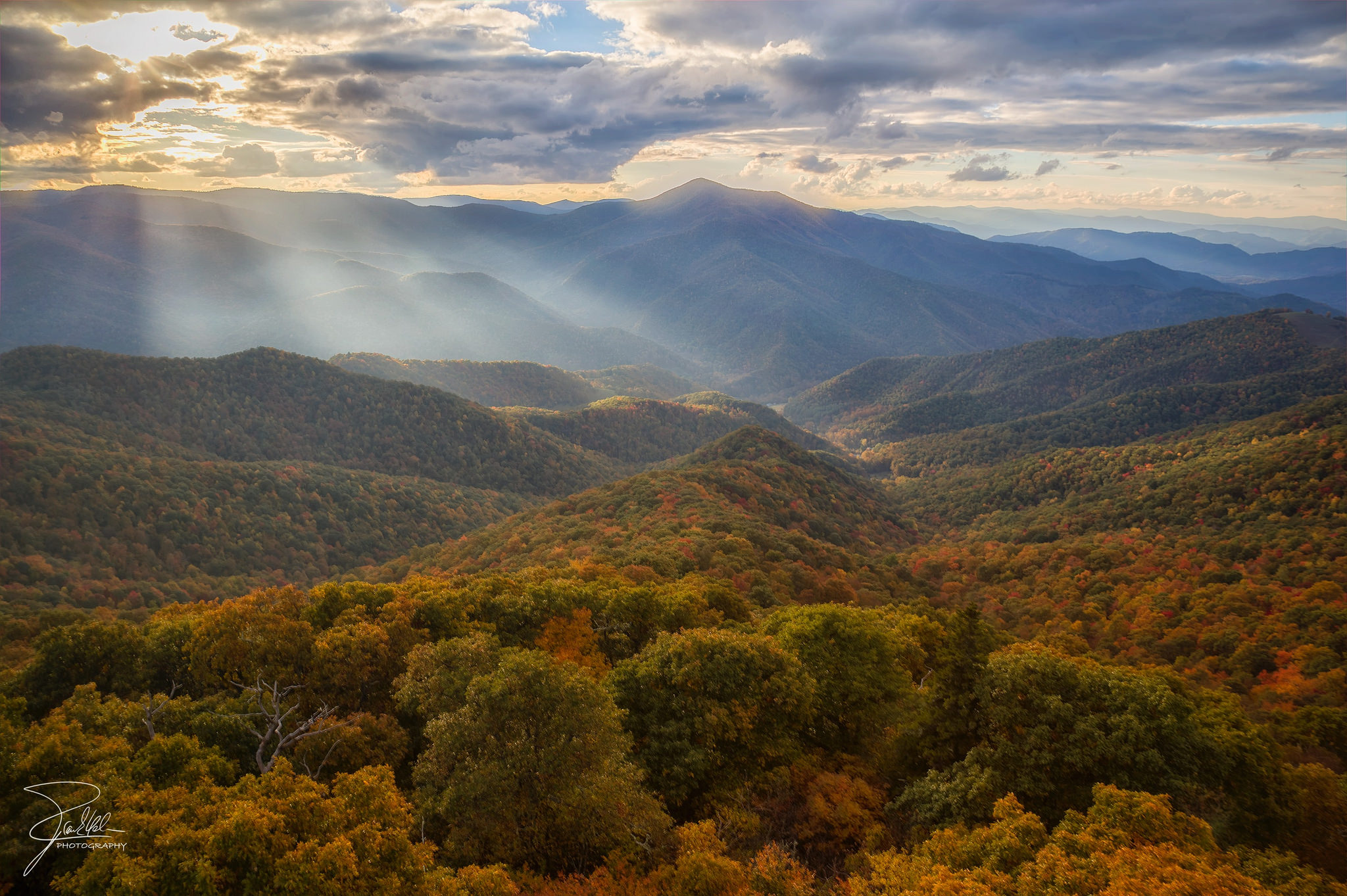 Hike To Fryingpan Mountain Lookout Tower North Carolina