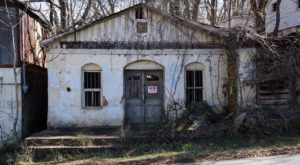 Most People Don't Know The Story Behind The South Carolina Ghost Town That Never Died