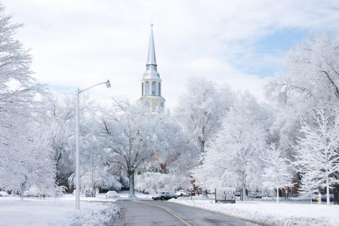 Farmers' Almanac North Carolina Winter Predictions 2018
