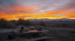 This Hot Springs Road Trip Through Nevada Is The Ultimate Guide To Relaxation