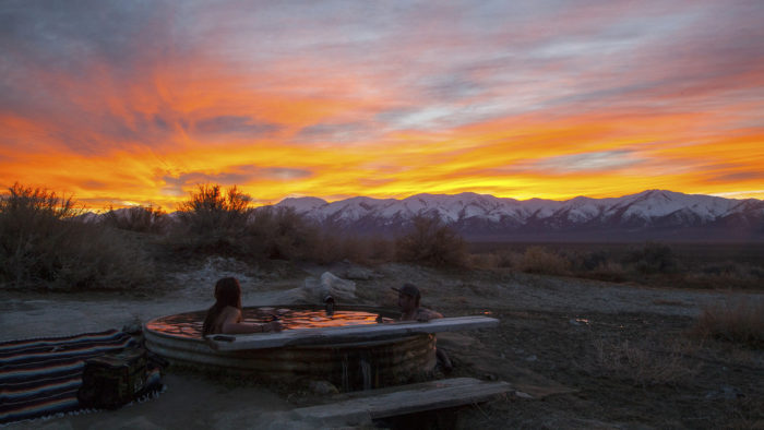 This Hot Springs Road Trip Through Nevada Is The Ultimate