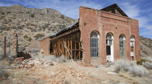 The Tiny Nevada Ghost Town You Could Spend Hours Exploring