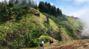 The Amazing Oregon Hike That Will Make You Feel Like You're On Top Of The World