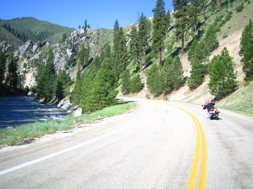 10 Most Scenic Backroad Drives In Idaho