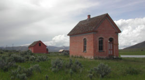This Abandoned Town Is One Of The Most Peaceful Places In Idaho