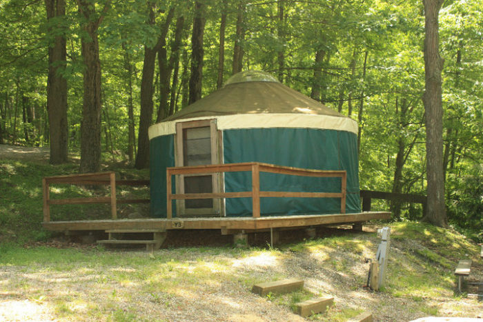 11 Great Campgrounds In Connecticut