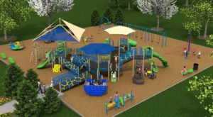 10 Amazing Playgrounds In Iowa That Will Make You Feel Like A Kid Again