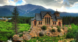 The Chapel In Denver That's Located In The Most Unforgettable Setting