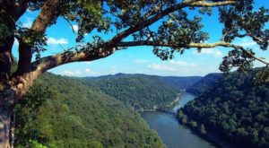 The Sinister Story Behind This Popular West Virginia State Park Will Give You Chills