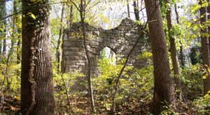 The Hiking Trail Hiding Near Baltimore That Will Transport You To Another World