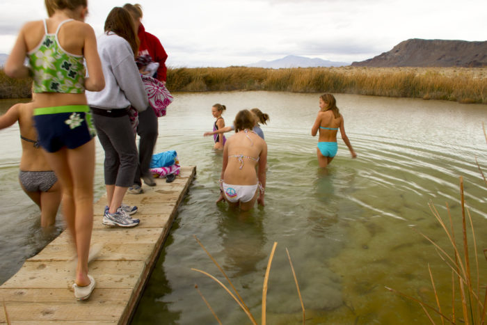 Tahoe Hot Springs >> This Hot Springs Road Trip Through Nevada Is The Ultimate ...