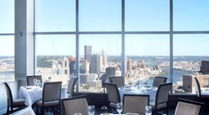 You'll Absolutely Love The Bird's Eye View At This Incredible Pittsburgh Restaurant