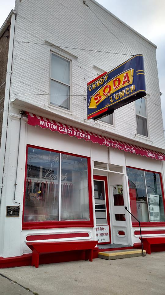 The Wilton Candy Kitchen In Iowa Is The Oldest Soda
