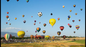 The Largest Free Hot-Air Balloon Festival In The World Is Right Here In Nevada