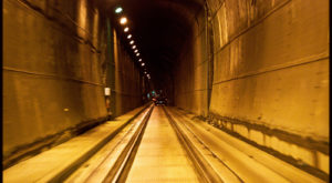 The Longest Highway Tunnel In North America Is Right Here In Alaska And You'll Want To Go Through It