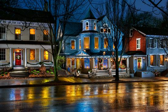 Christmas Lights Lancaster Pa