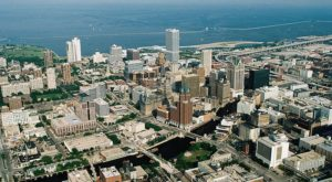 These 10 Aerial Views Of Milwaukee Will Leave You Mesmerized