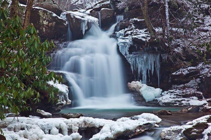 The 2017 2018 Winter Season In West Virginia S Is