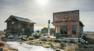 Go Back In Time For A Day With This Central Oregon Road Trip