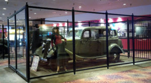Most People Don't Know Bonnie And Clyde's Death Car Is Right Here In Nevada