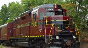 This Epic Train Ride In Philadelphia Will Give You An Unforgettable Experience