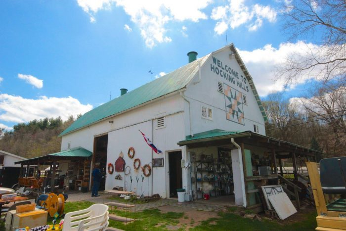 Flea Market Miami >> 12 Places In Ohio Way Out In The Boonies Worth The Drive