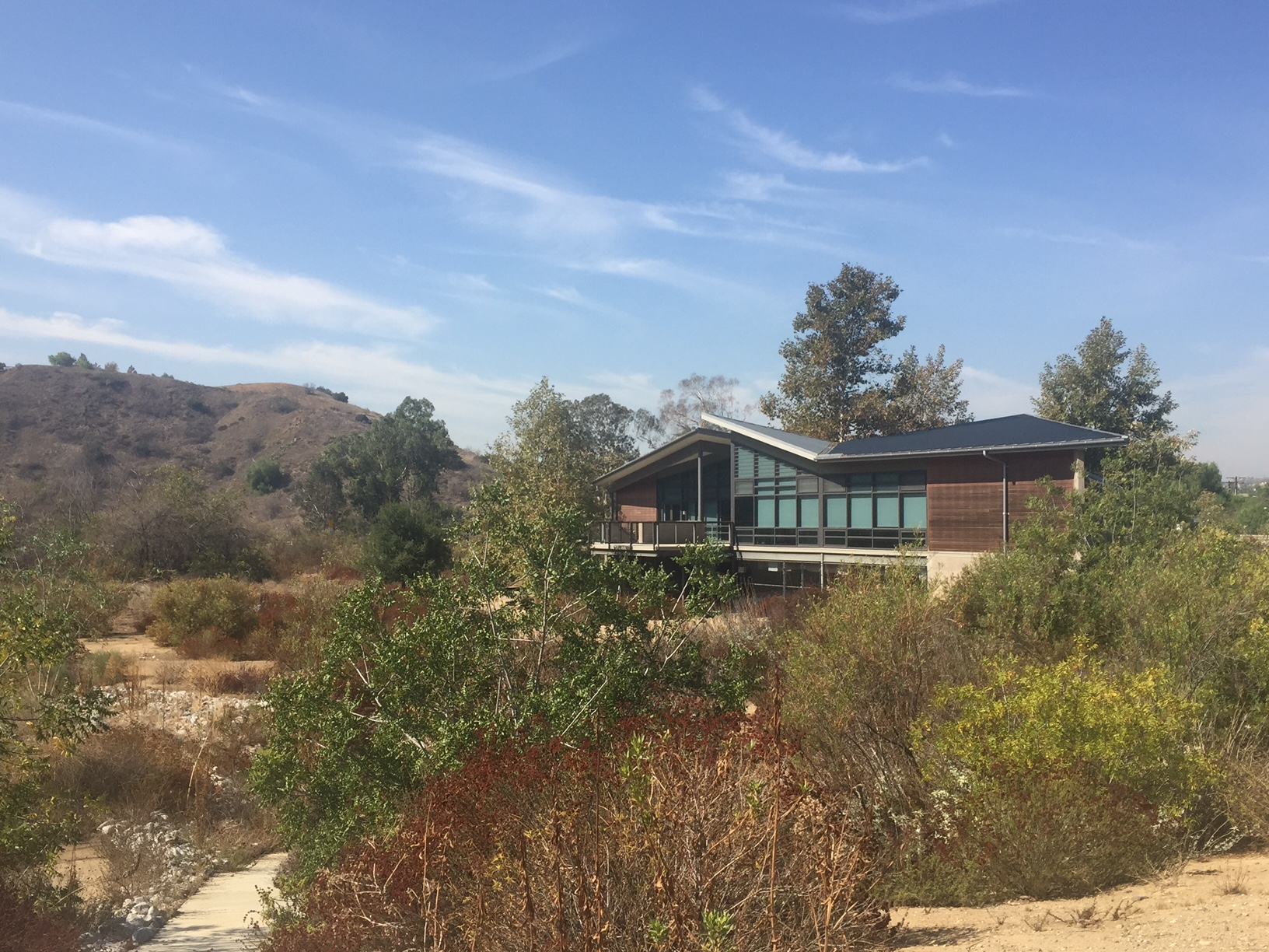 Chino Hills Discovery Center Is A Great Outdoor