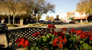 The Tiny Oklahoma Town That's One Of The Happiest Places In America