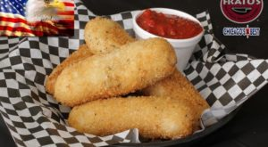 The World's Best Cheese Sticks Can Be Found Right Here In Illinois