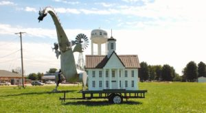 Few People Realize There's A Fire-Breathing Dragon In Illinois