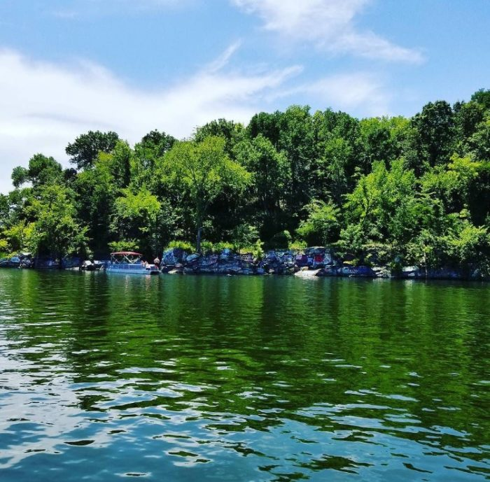 8 Little Known Swimming Holes in Kentucky