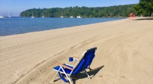 There's A Beach Hiding In The Middle Of A City In Vermont And You'll Absolutely Love It