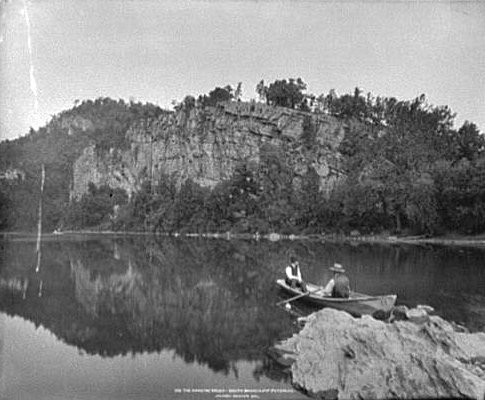 10 Vintage Photos Of West Virginia From The 1800s