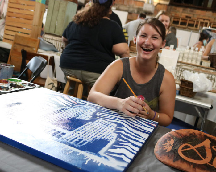 Jack Craft Fair Buffalo New York