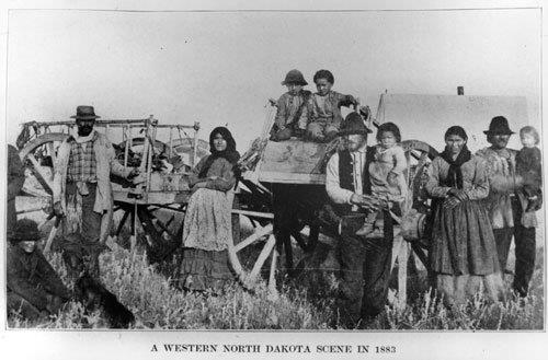 10 Of The Oldest Photographs Taken In North Dakota