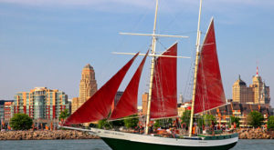 You'll Love The Views Of Buffalo From This Awesome Lake Erie Boat Tour
