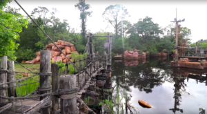 Most People Don't Know This Abandoned Disney Park Even Exists