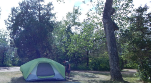 This Might Just Be The Most Beautiful Campground In North Dakota