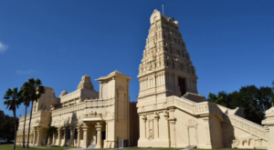 Not Many People Realize This Incredible Temple Is Hiding In Florida