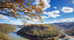 Celebrate The Solar Eclipse At These 10 West Virginia State Parks