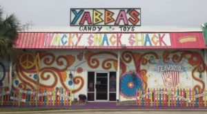 The Alabama Snack Shack That Will Make You Feel Like A Kid Again