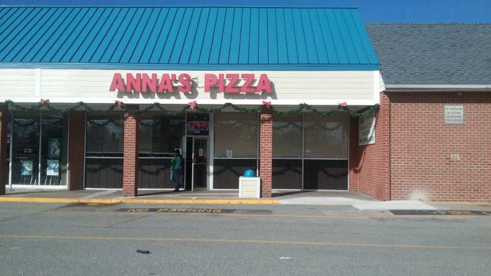 Lexington Va Restaurants Pizza