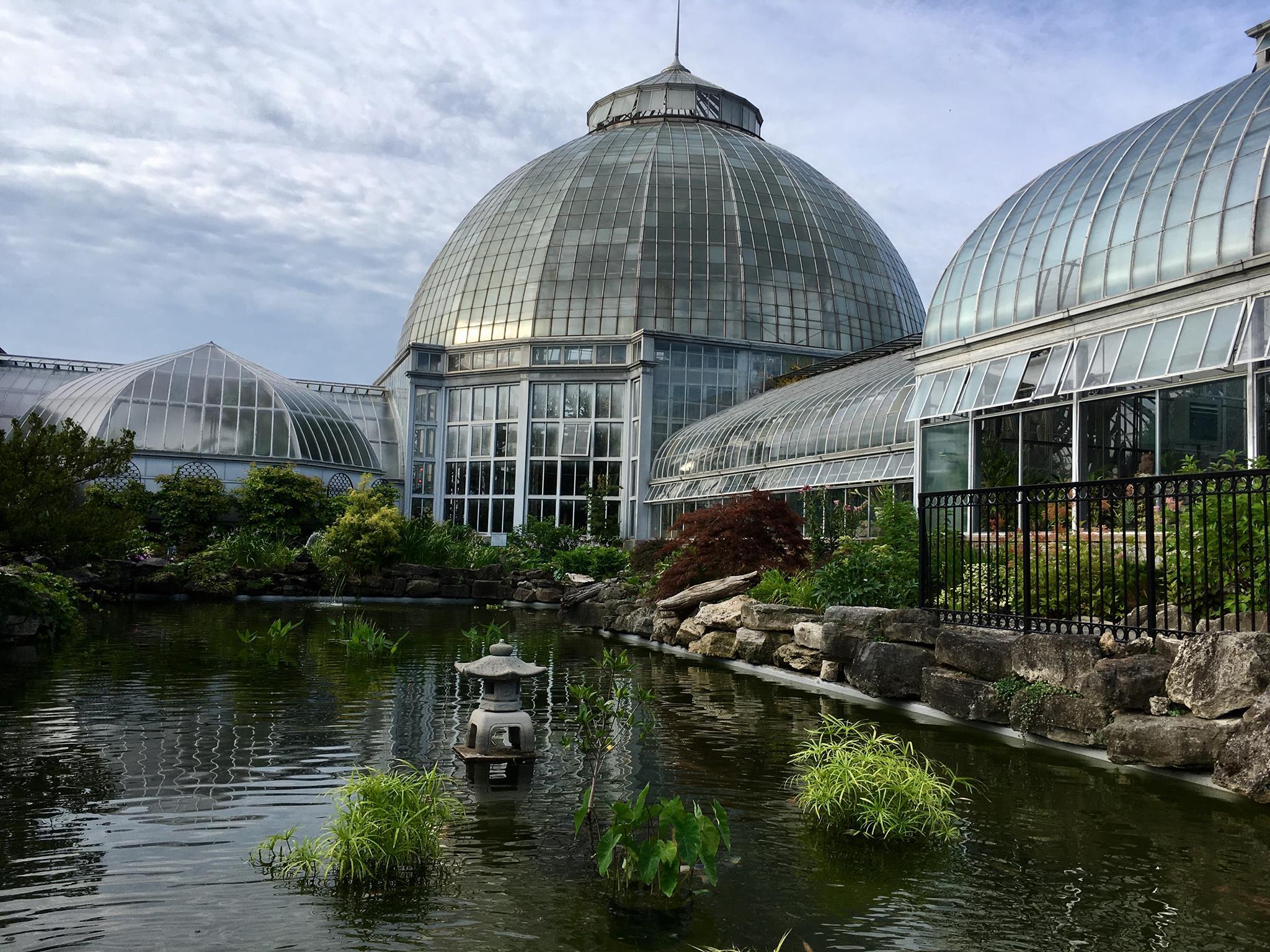 Visit Detroit S Belle Isle Conservatory