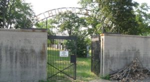 Most People Don't Know About This Detroit Cemetery That's Only Open Twice A Year